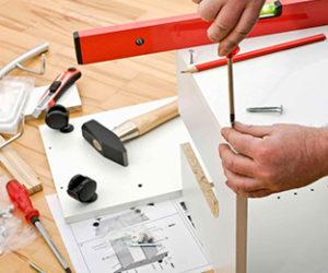 Заказать ремонт мебели